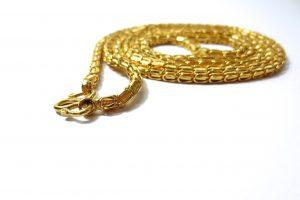 regali battesimo oro collana