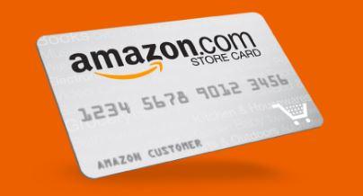 Amazon carta di credito